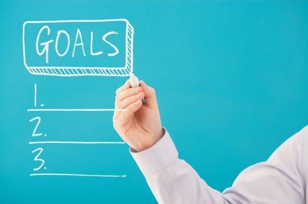 اهمیت نوشتن اهداف
